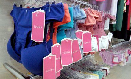 Vitrinismo: saiba como posicionar as lingeries na zona fria da loja