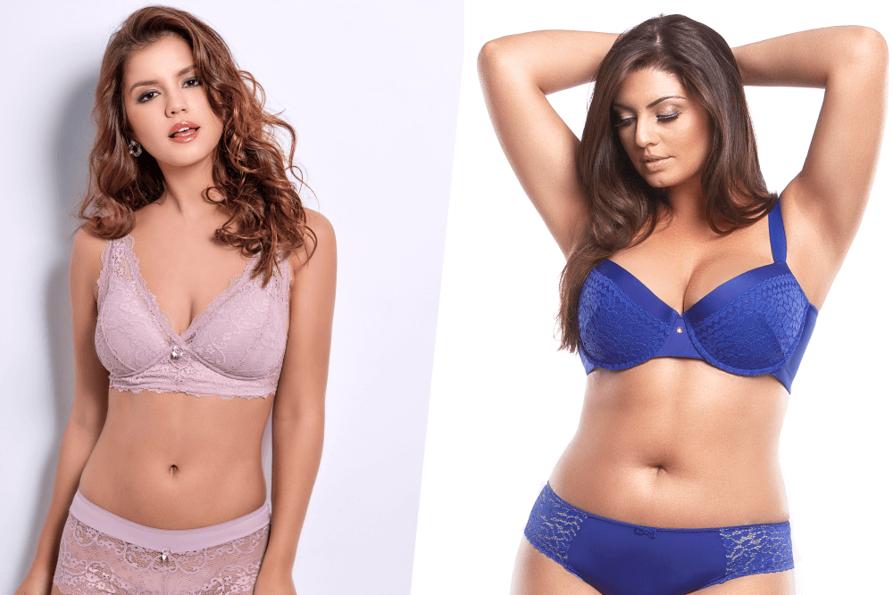5559cc79a Como escolher a lingerie certa para cada modelo de corpo - Blog Fidelitá